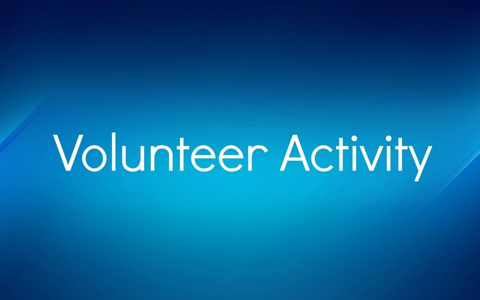 Volunteer activity